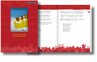 Weihnachtsliederheft II
