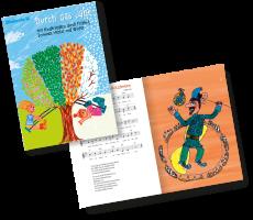 Kinderliederbuch 'Durch das Jahr'