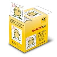 Wohlfahrtsmarken 2018 100er-Marken-Box
