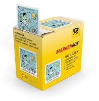 Wohlfahrtsmarken 2019 100er-Marken-Box