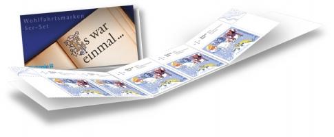 Wohlfahrtsmarken 2021 5er-Marken-Set