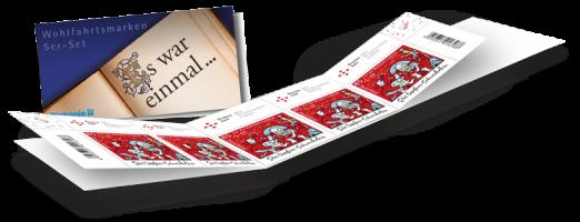 Wohlfahrtsmarken 2019 5er-Marken-Set